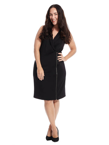 Gordy Dress In Black