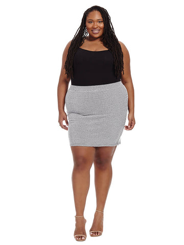 Chantal Pencil Skirt