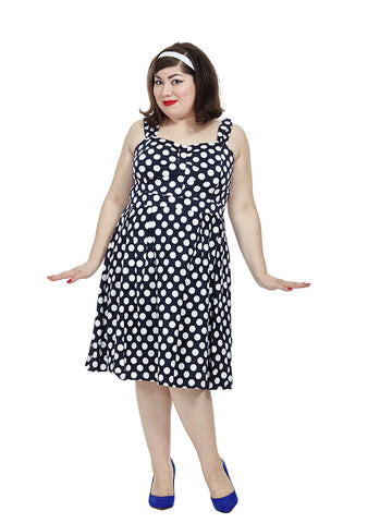 Spotty Fun Dress