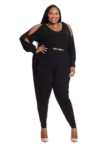 Miss Divine Jumpsuit