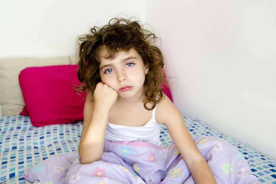 How do you stop children from wetting the bed?