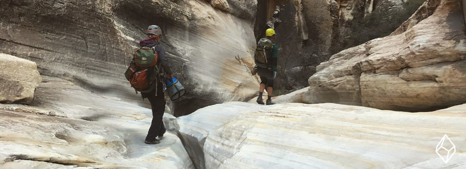 What To Know About Canyoneering Ropes