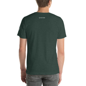 Rope. Harness. Rappel - Canyoneering T-Shirt - Short-Sleeve Unisex