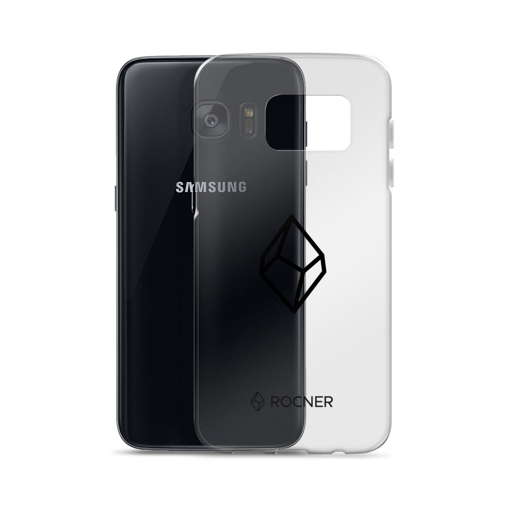 ROCNER Canyoneering Gear Samsung Case - Black Logo