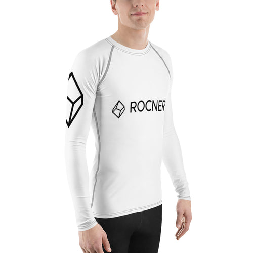 ROCNER Canyoneering Gear Men's Rash Guard