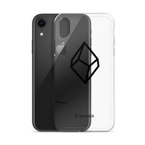 ROCNER Canyoneering Gear iPhone Case - Black Logo
