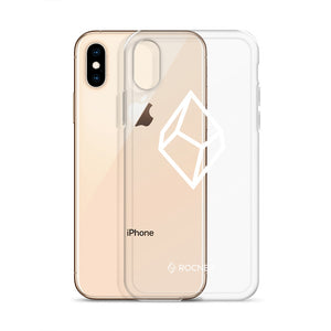 ROCNER Canyoneering Gear iPhone Case - White Logo