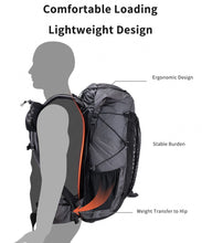 Load image into Gallery viewer, Naturehike 60+5L Hiking Backpack - Ultralight with Free Rain Cover