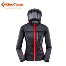 Load image into Gallery viewer, KingCamp Women's Outdoor Lightweight Raincoat With Hood