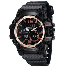 Load image into Gallery viewer, Aidis G Style Waterproof Military Watch