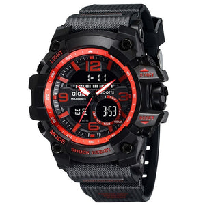 Aidis G Style Waterproof Military Watch