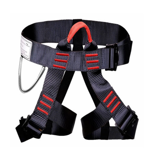 Rappelling Harness For Canyoneering