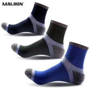 MAIJION 3 Pairs Breathable Canyoneering Socks - Size 39-44