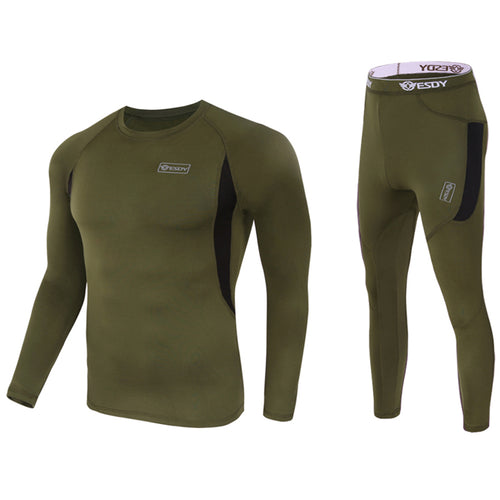 Mens Thermal Fleece Base Layers