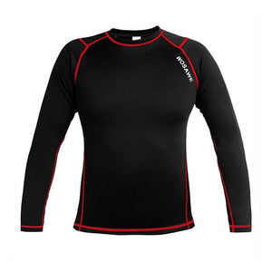 WOSAWE Thermal Fleece Compression Base Layer