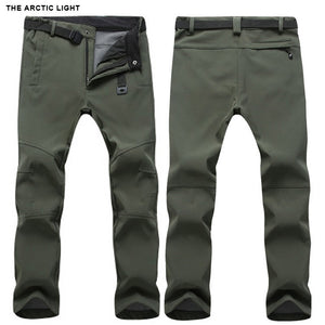 Winter Soft Shell Pants - THE ARCTIC LIGHT
