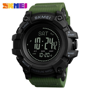 SKMEI Mens Sports Watch - Pedometer / Altimeter / Barometer / Compass / Thermometer
