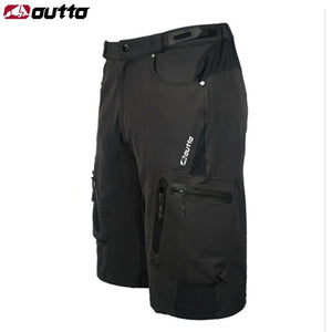OUTTO Breathable Loose Fit Shorts