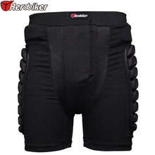 Load image into Gallery viewer, Black Short Protective Hip Protection Padded Shorts