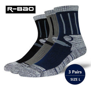 Outdoor High-quality Thick Sports Socks for Winter - 3 pair