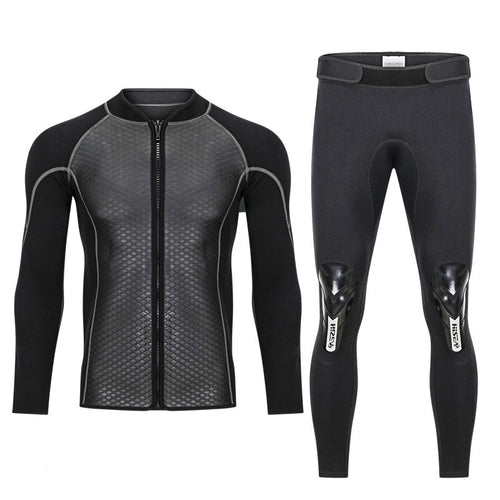 Hisea 2.5mm Neoprene Canyoneering Wetsuit Pants & Top