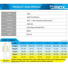 Load image into Gallery viewer, 3mm Neoprene Short Sleeve Canyoning Wetsuit
