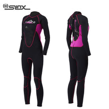 Load image into Gallery viewer, 3mm Neoprene Canyoneering Wetsuit for Women