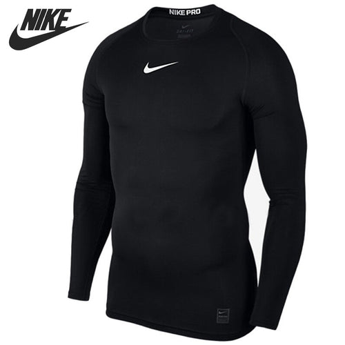 NIKE LS COMP Men's T-shirts - Long Sleeve