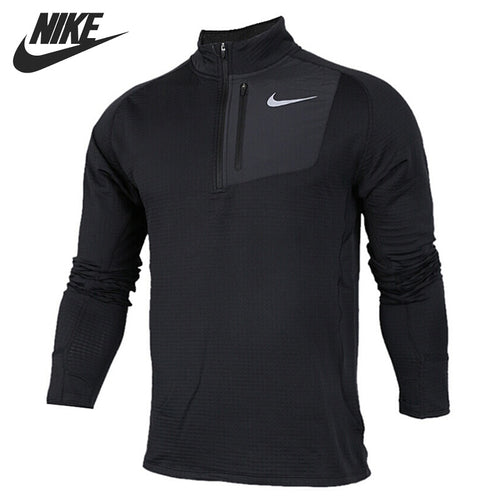 NIKE THRMA ELMNT Men's T-shirts - Long Sleeve