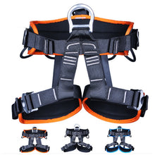 Load image into Gallery viewer, Canyoneering Comfort Harness With Metal Master Ring