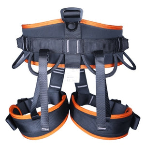 Canyoneering Comfort Harness With Metal Master Ring