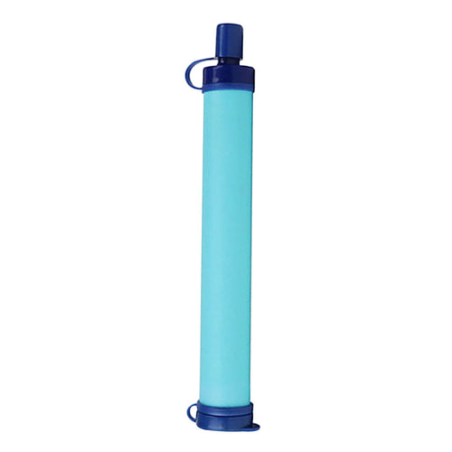 Portable Canyoneering Suction Straw - Water Purifier