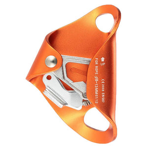Aluminum Alloy Chest Ascender For Canyoneering - 8mm - 13mm Rope - 4KN