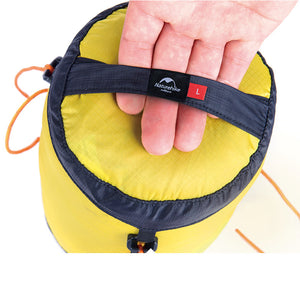 Compression Sack For Packing Lightweight Soft Gear