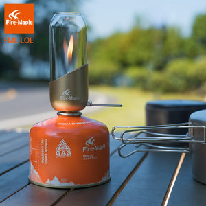Fire Maple Gas Butane Lantern With Valve FML-LOL
