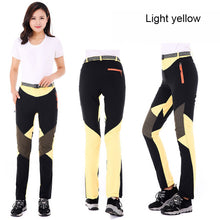 Load image into Gallery viewer, THE ARCTIC LIGHT Outdoor Women Waterproof Windproof Sports Pants Quick Dry