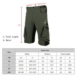 Arsuxeo Loose Fit Summer Outdoor Shorts