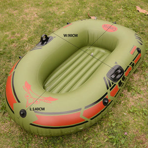Inflatable Boat - PVC - Test Before Backcountry Use