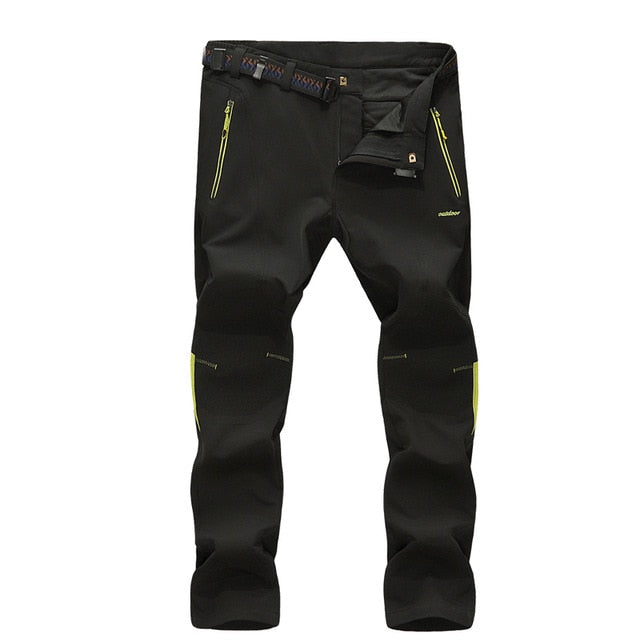 Outdoor Softshell Waterproof Thermal Pants