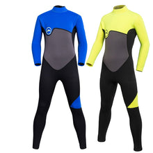 Load image into Gallery viewer, SBART 2MM Neoprene Kids Canyoneering Wetsuits