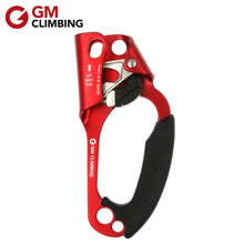 Load image into Gallery viewer, GM CLIMBING Ascender CE / UIAA Right Hand Rope Ascender Riser Device