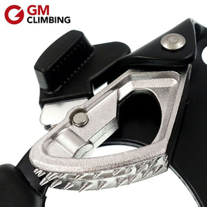 GM CLIMBING Ascender CE / UIAA Right Hand Rope Ascender Riser Device