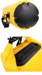 Waterproof BARHAR Dry Bag Backpack 20L For Canyoning - PVC
