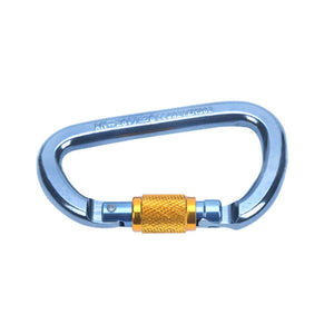Canyoneering Carabiner Self Locking Gate 28kN - 15PCS - CE EN 362