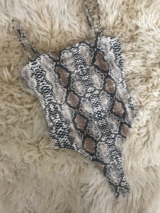 Party Animal Bodysuit - Snake