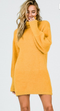 Dijon-Vu Sweater Dress