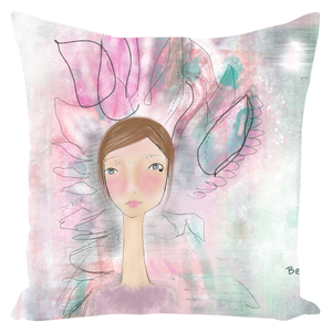 Be Free Throw Pillows