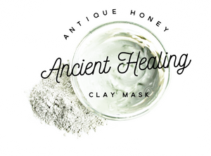 Antique Honey Healing Clay Mask