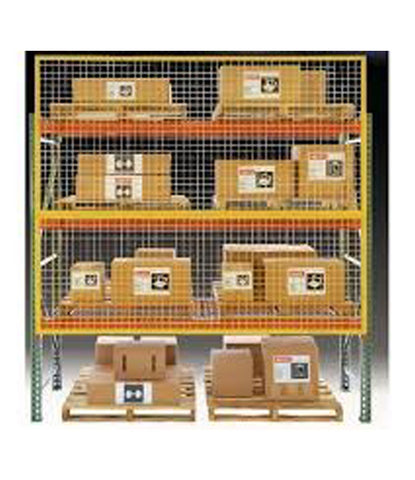 Pallet Rack Screen