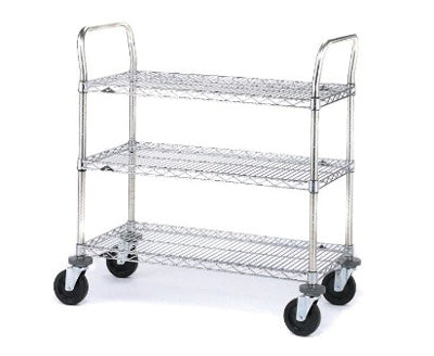 Wire Shelving Mobile 3